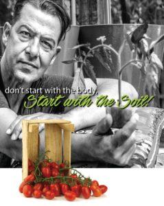 Milo Shammas start with the soil