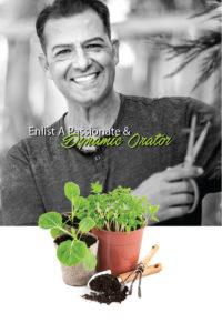 book dr. earth milo shammas